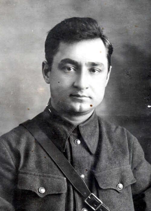 Норкин Владимир Семенович (1943 год)