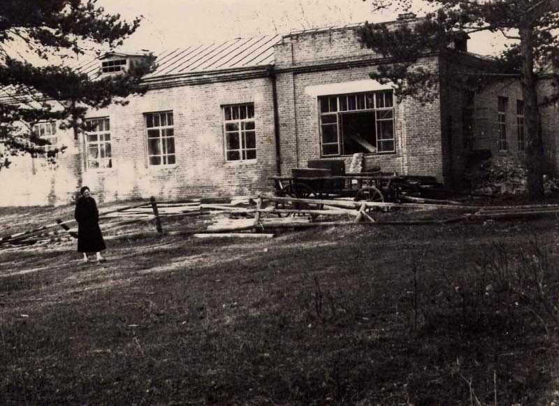 Главный корпус (1960 год)